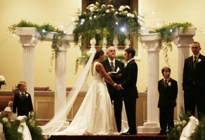Parish wedding