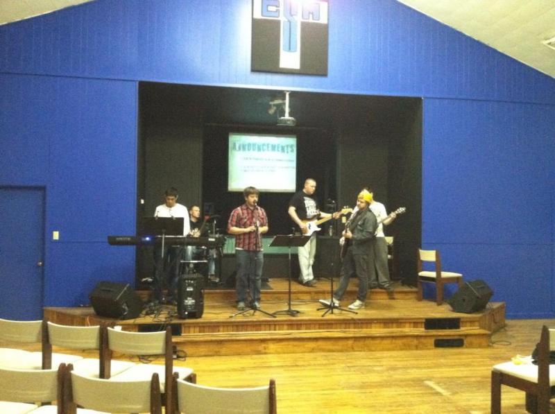 CSM Praise Band