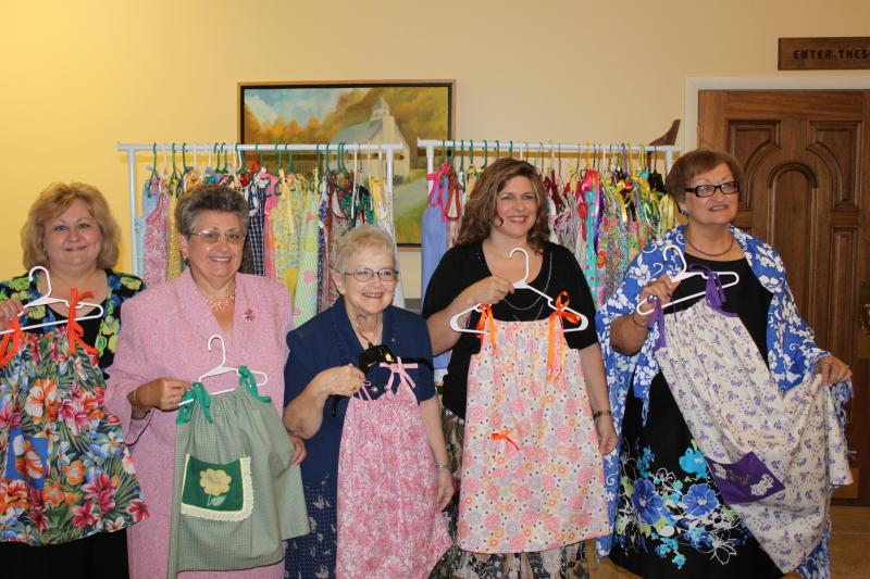 Pillowcase Dresses for Haiti